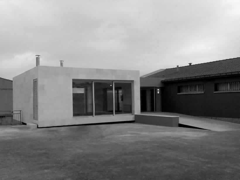 Centro Social en el poblado de Inuesa/Tremañes 2