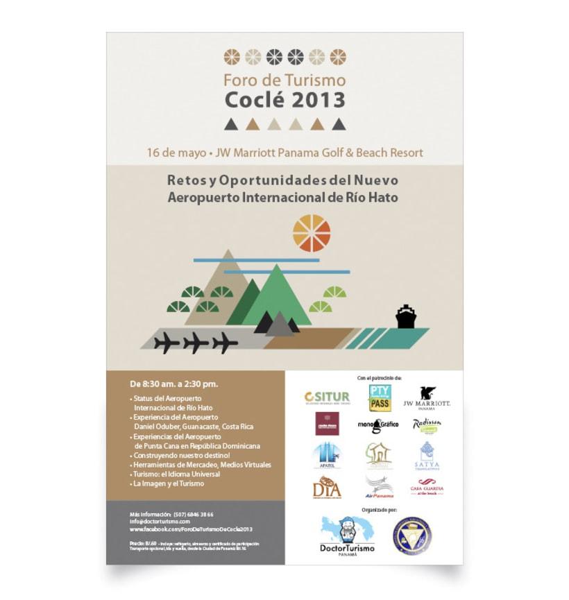 Foro de Turismo de Coclé 2013 4