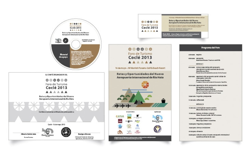 Foro de Turismo de Coclé 2013 5