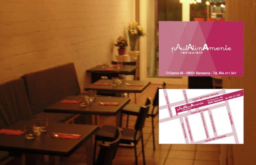 Paulatinamente restaurant 2