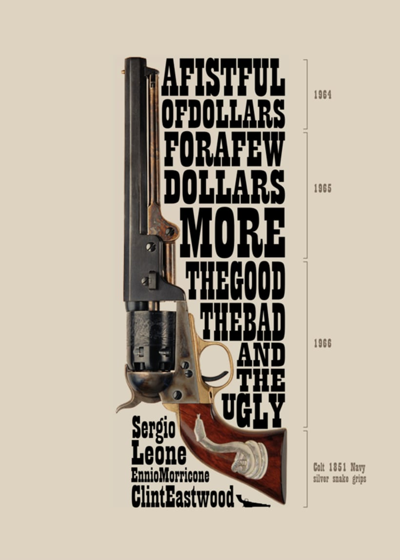 Clint Eastwood - The Dollars Trilogy 1