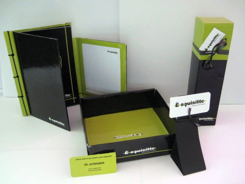 Packaging varios 3