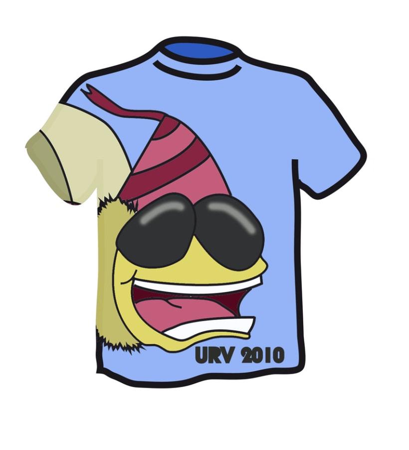 Mascota Universidad Rovira i Virgili 4