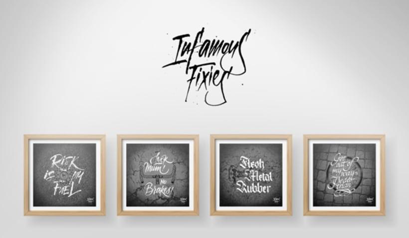 Infamous Fixies 12