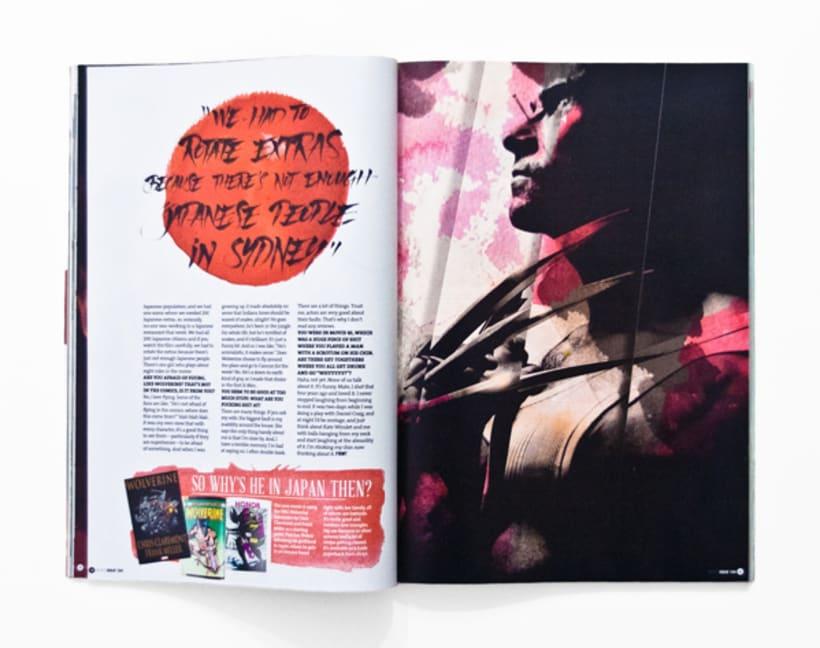 Front Magazine Calligraphy 9
