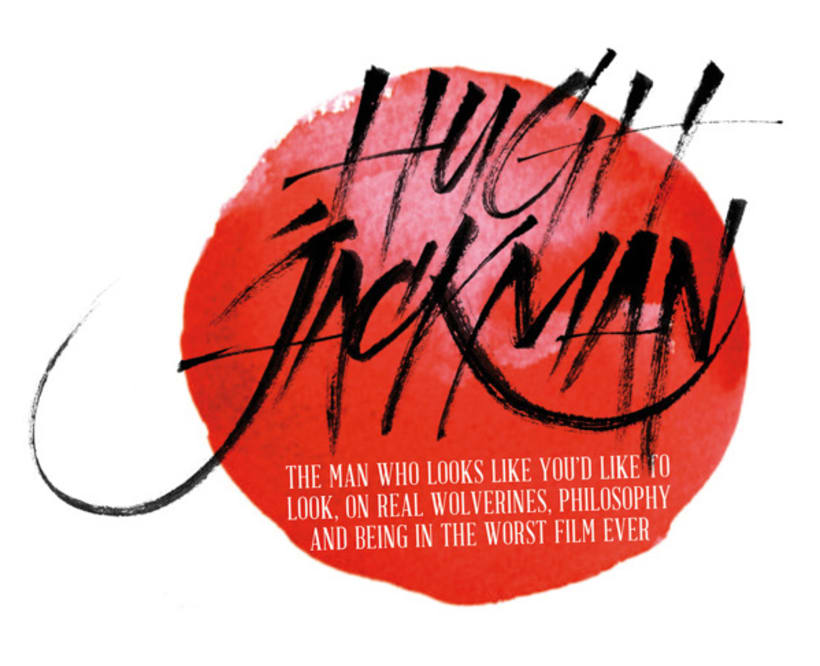 Front Magazine Calligraphy 8