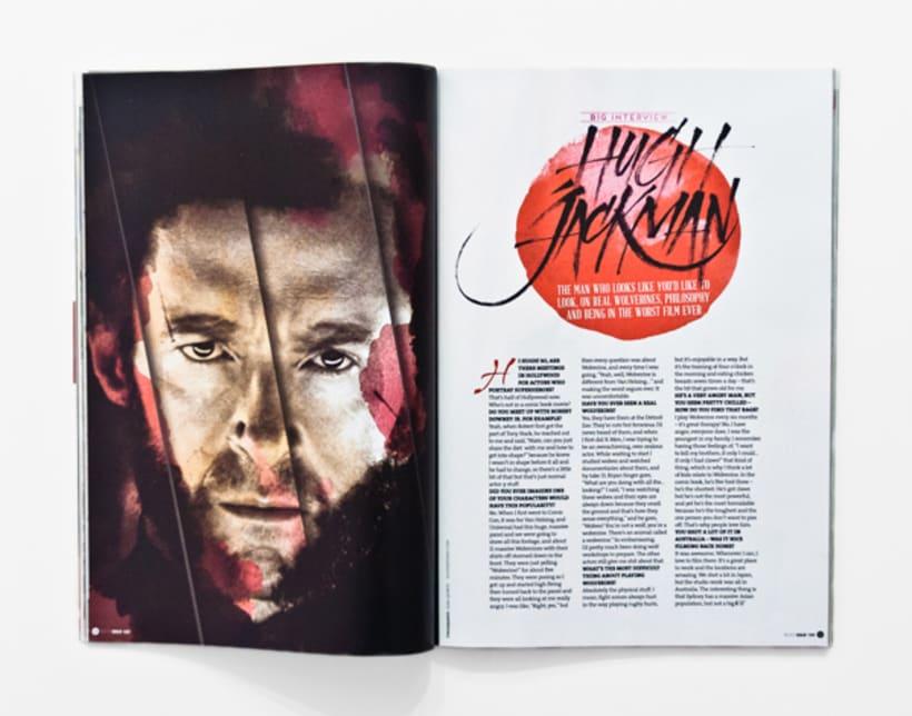Front Magazine Calligraphy 7