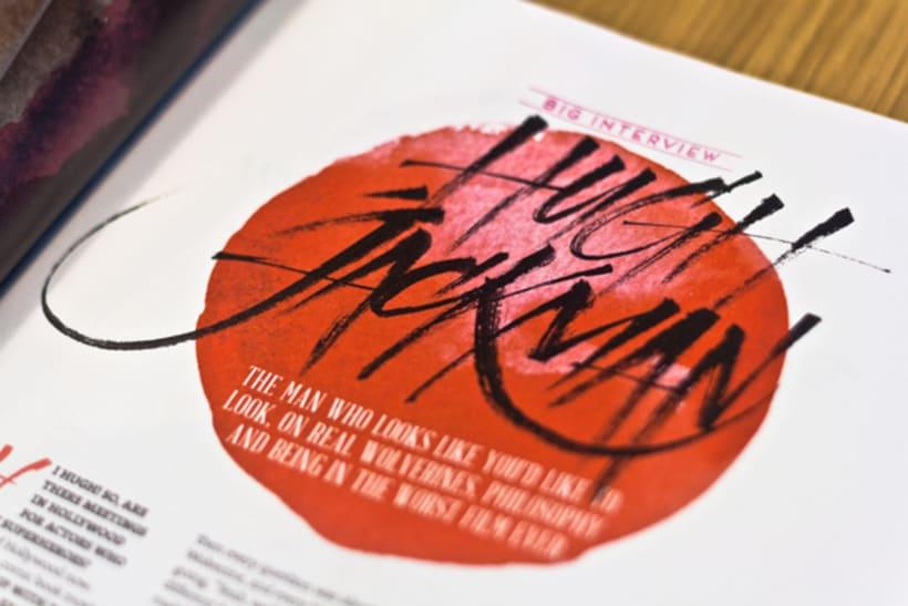 Front Magazine Calligraphy 4