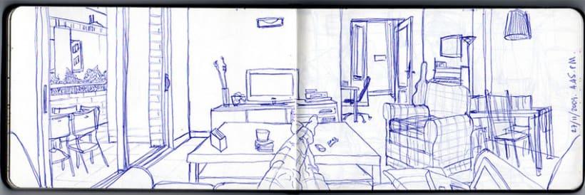 Ilustración Línea 3