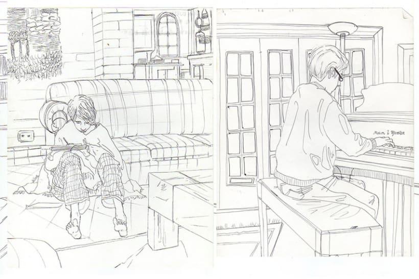 Ilustración Línea 1