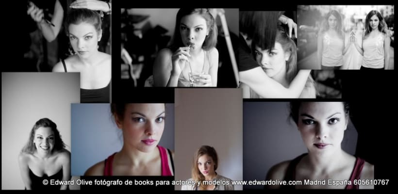 Retratos profesionales y books de actores para castings y agencias 3
