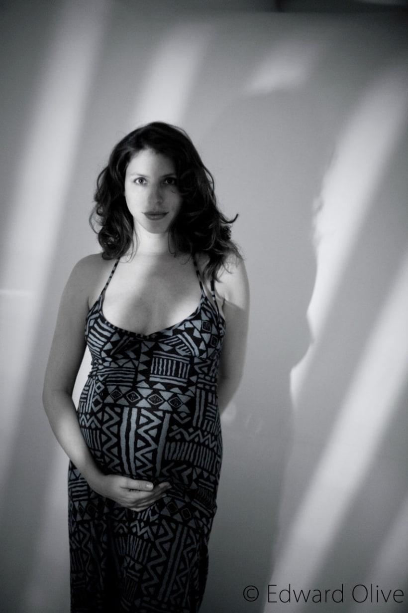 Fotos artísticas para embarazadas embarazo Madrid España 3