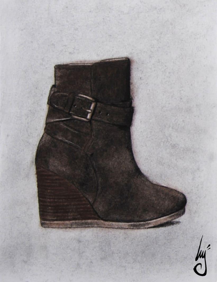 Massimo Dutti's Shoes 2