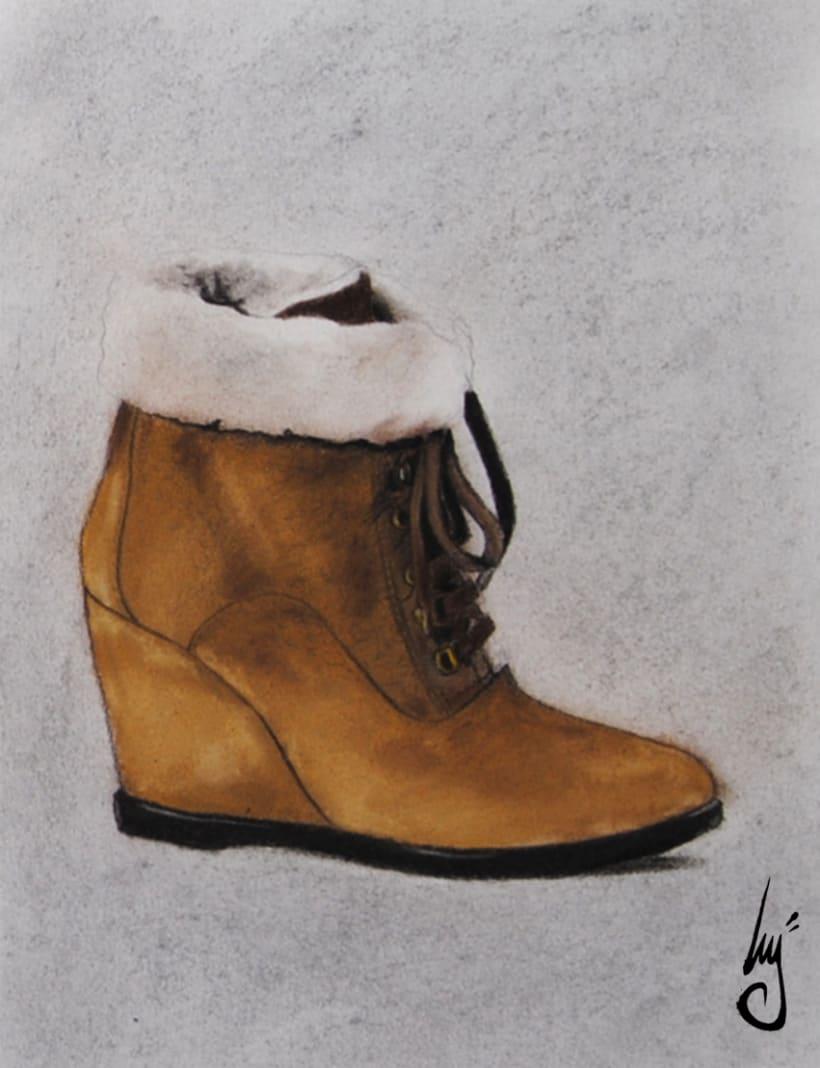 Massimo Dutti's Shoes 6