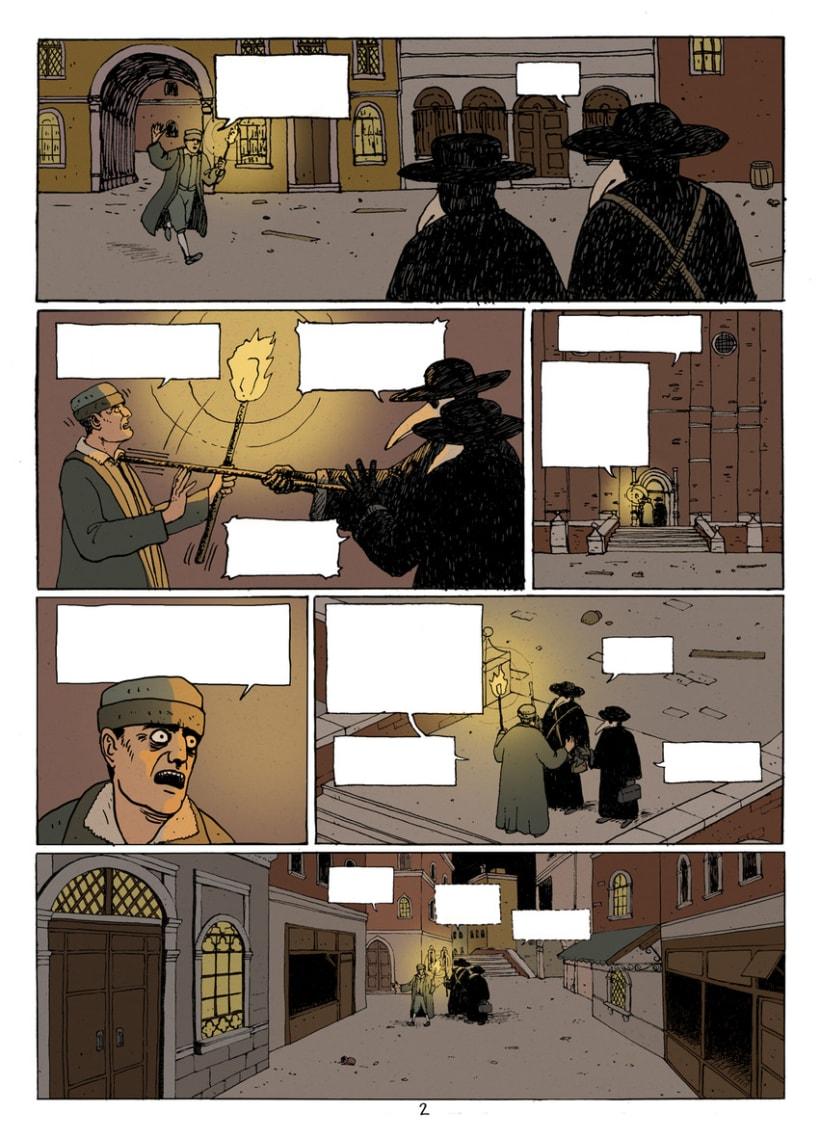 La máscara del médico 4