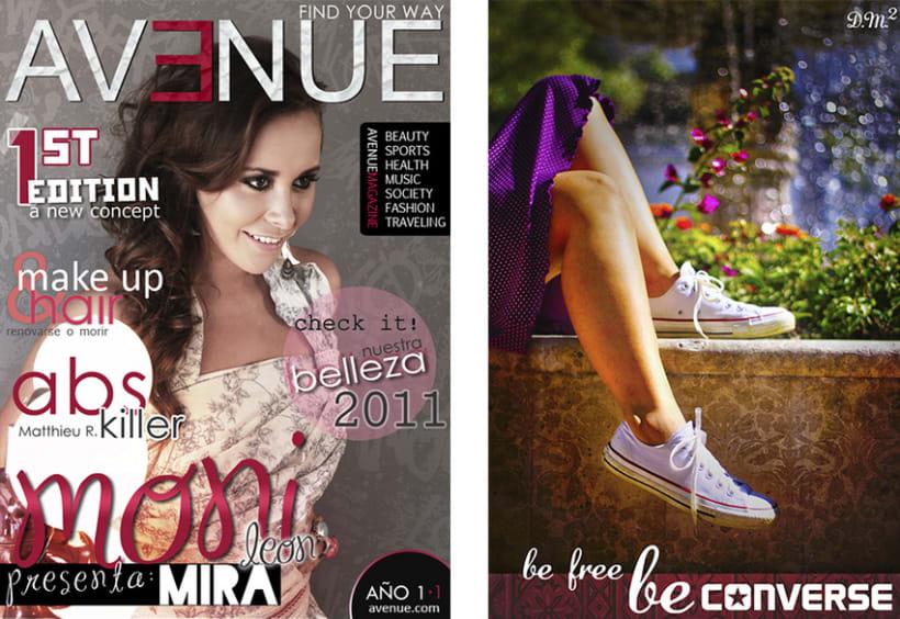 Diseño Publicitario y Editorial 2