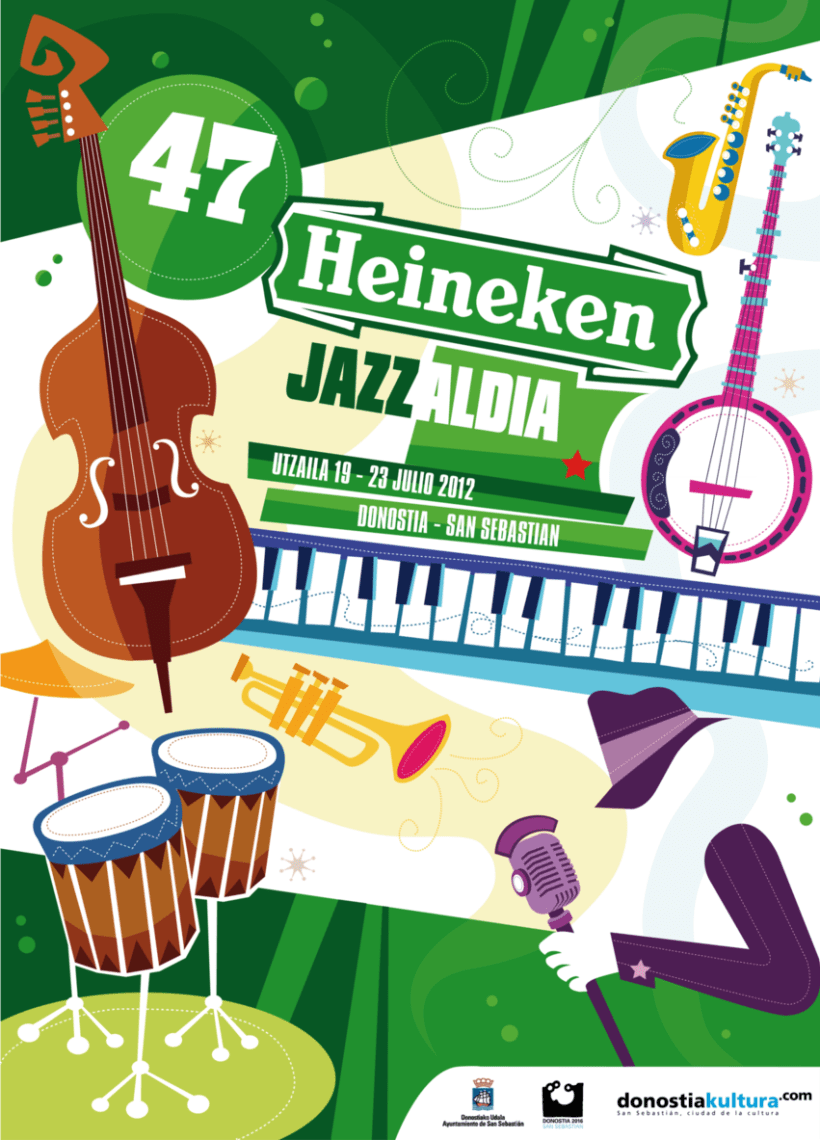 47 Heineken Jazzaldia 1