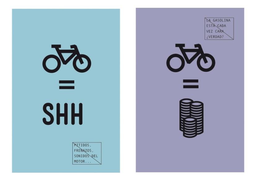 ¿Has probado a usar la bici? 2