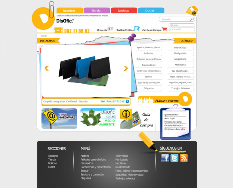 Diseño / Web Design 1