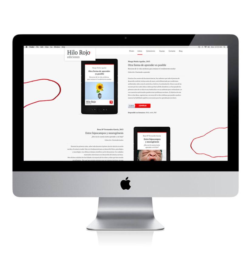 Hilo Rojo Ediciones - ebook 3