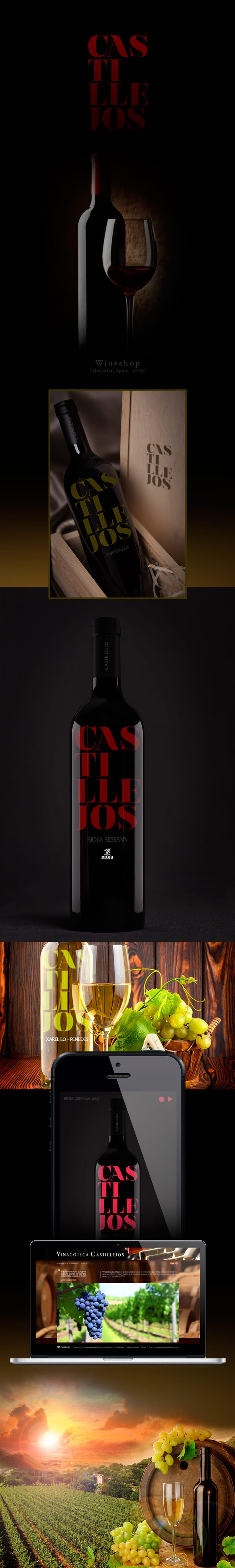 Castillejos Wineshop 1