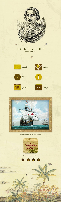 Columbus icons 1