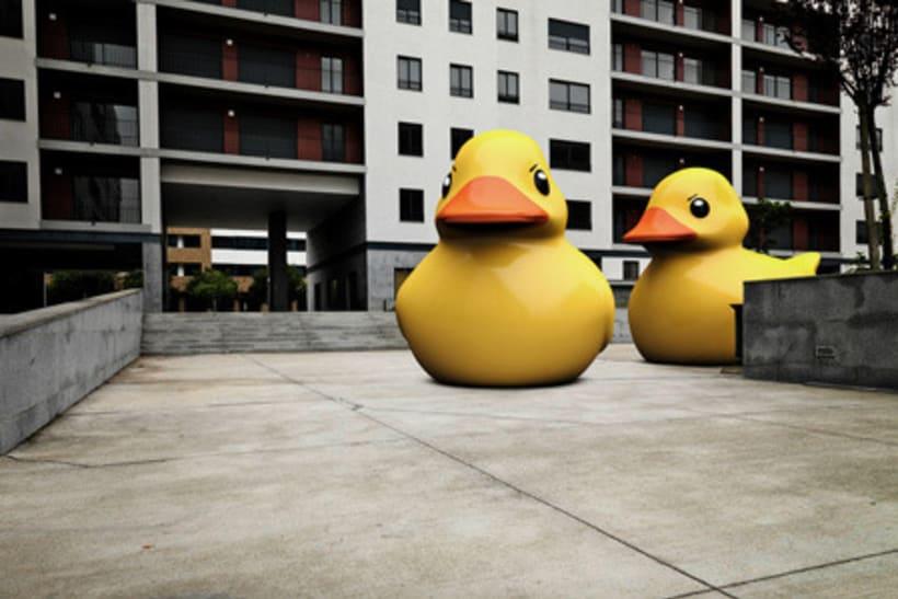 Rubber Ducks 2