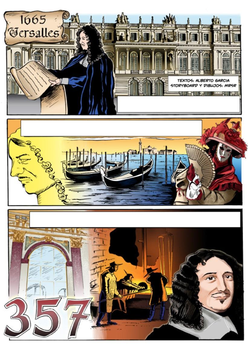Insiders - Comic para Saint-Gobain 2