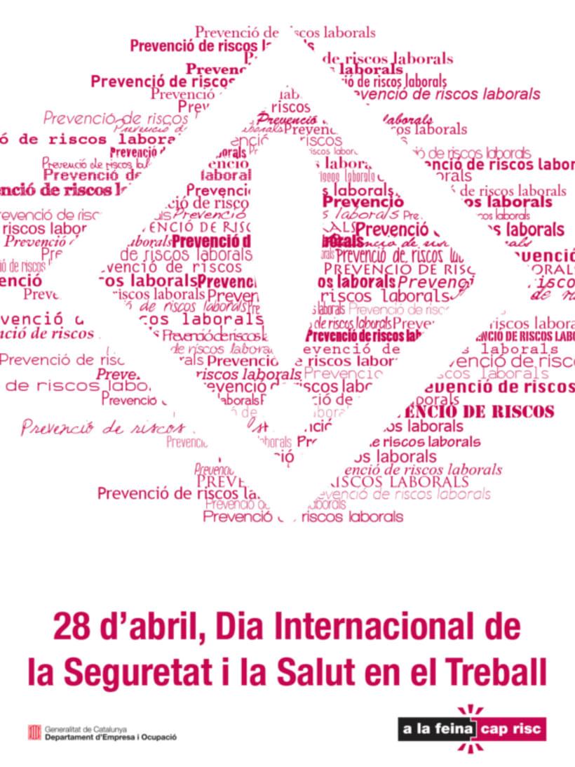 Dia Internacional de la Seguretat i la Salut en el Treball 2