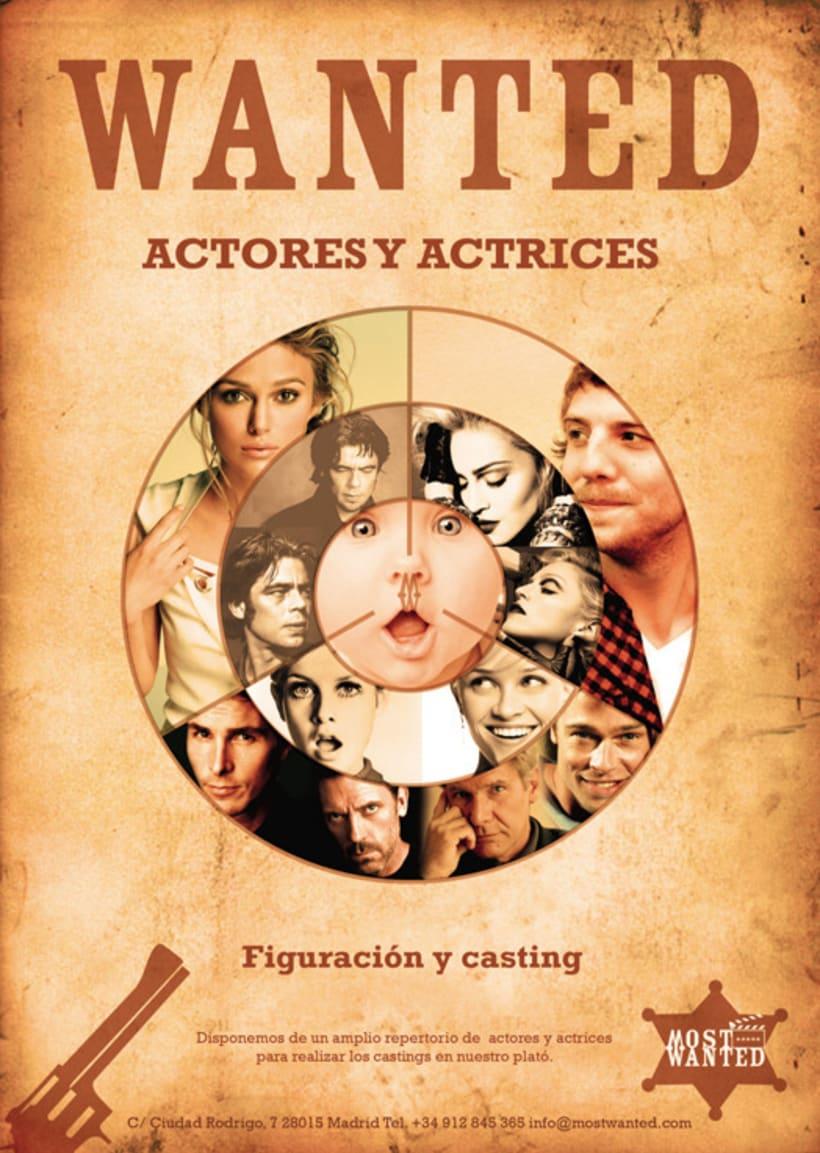 Cartel de Casting 2