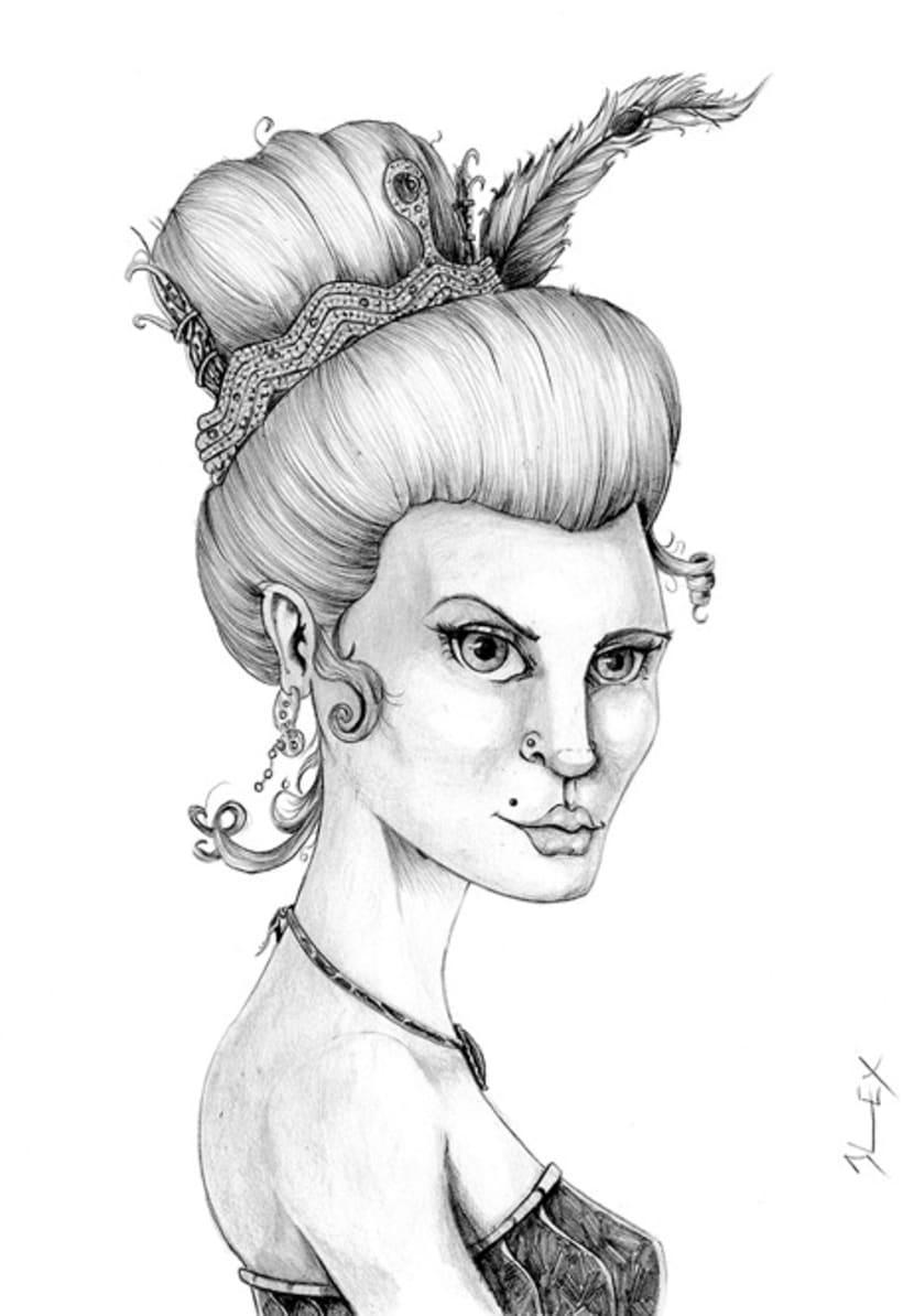 Damisela 1