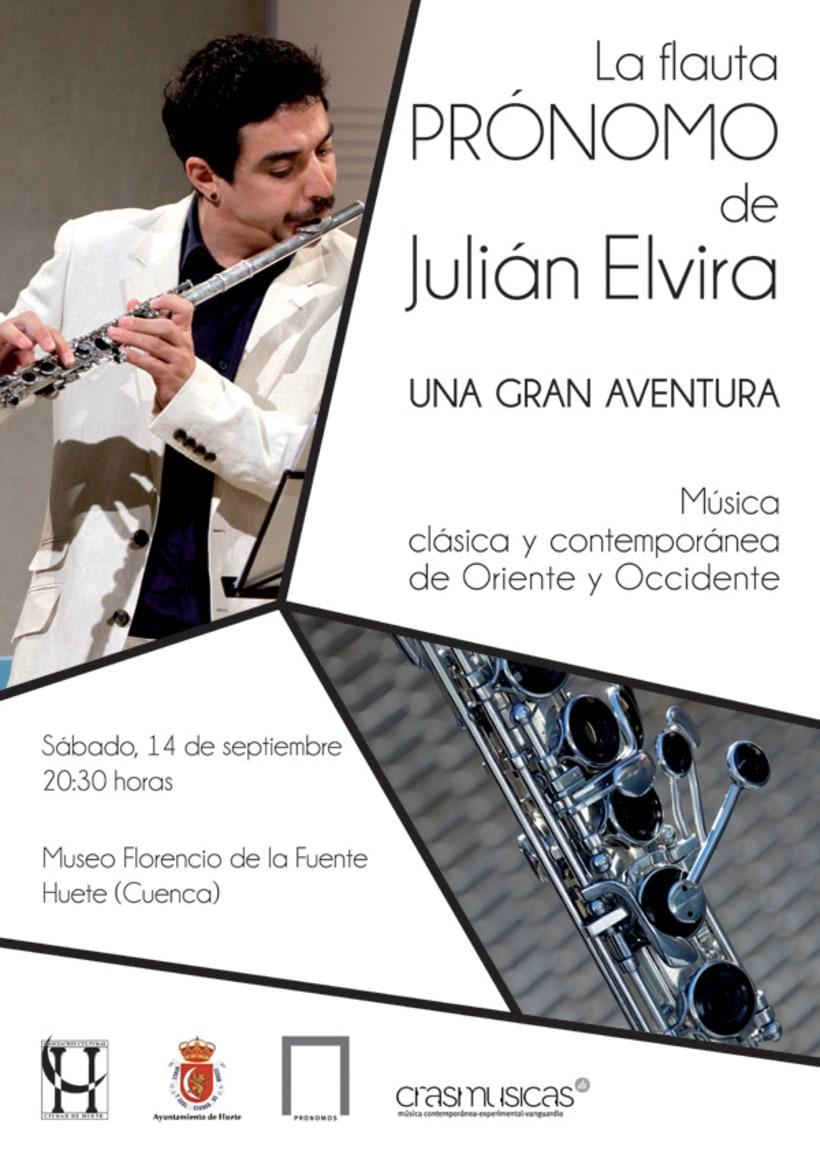 Concierto Flauta Prónomo 1