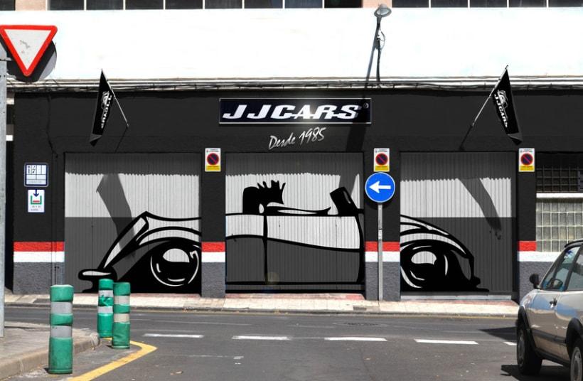 JJCars Taller 3