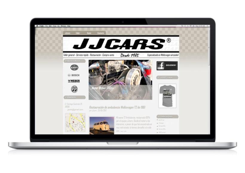 JJCars Taller 1