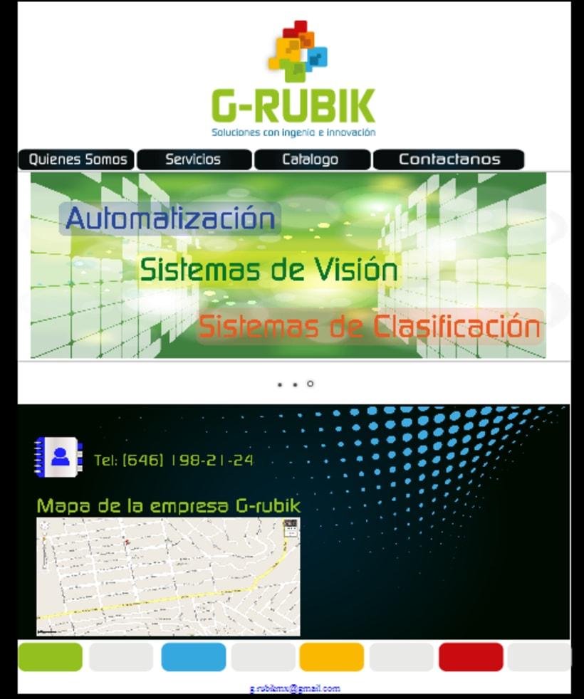 Página Web  6