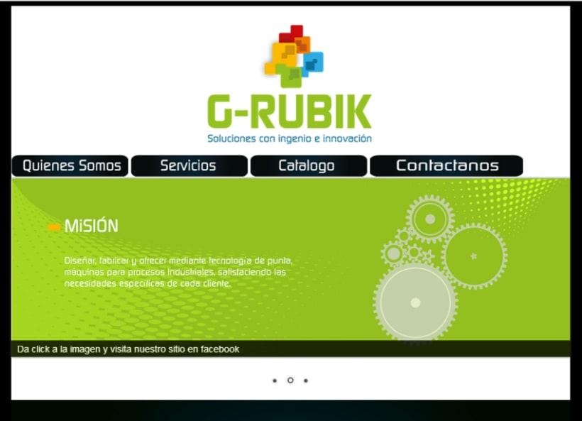Página Web  1