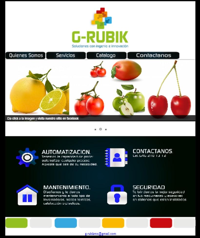 Página Web  3