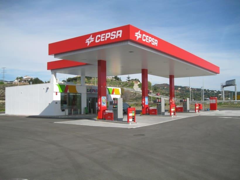 Rebranding CEPSA 6