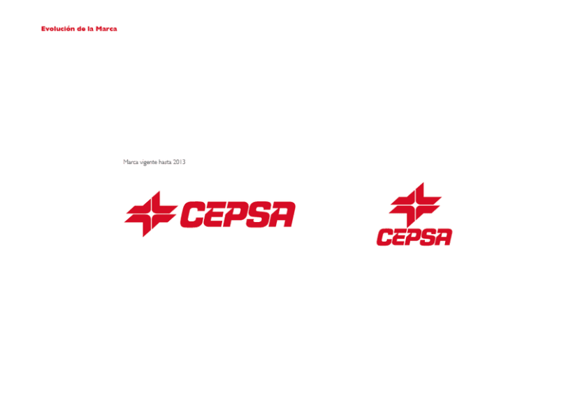 Rebranding CEPSA 1