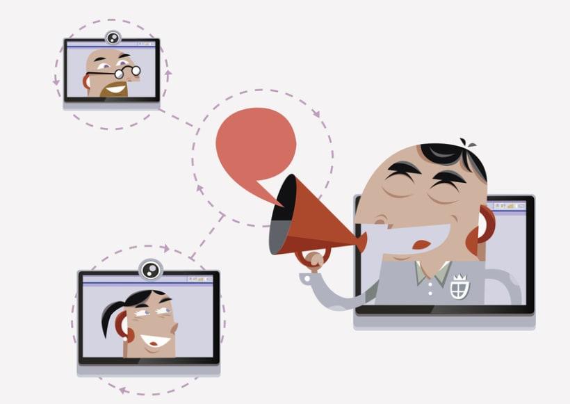 Ilustraciones para Qualia Connect 7