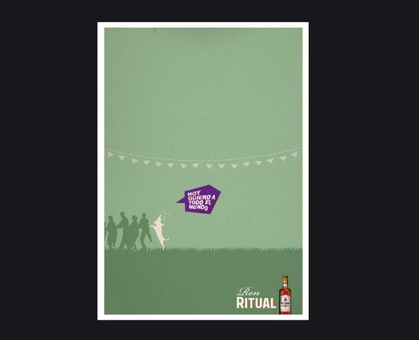 Campaña Lanzamiento Ritual 14