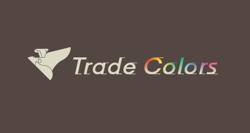 TradeColors | Logotipo 6
