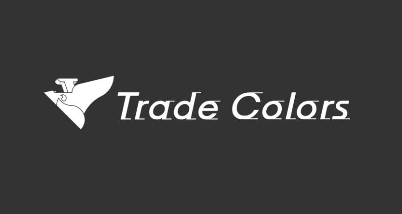 TradeColors | Logotipo 8