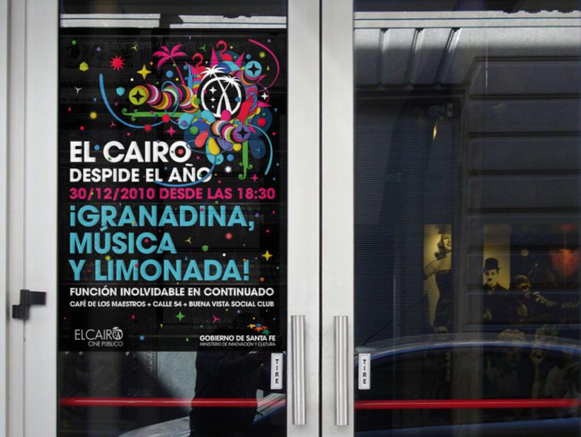 El Cairo Cine Público despedide el 2010 6