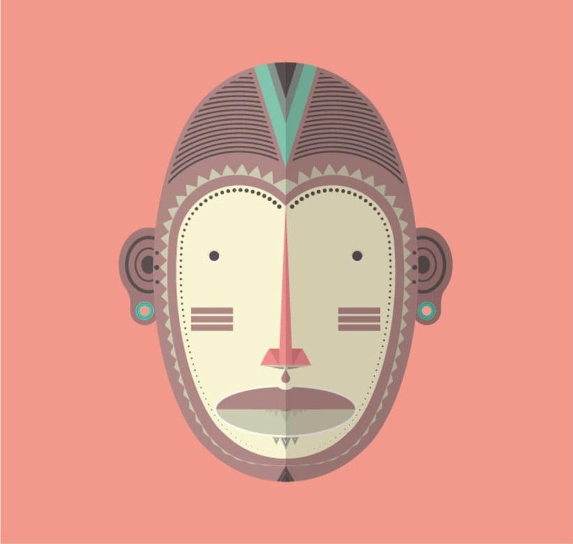 Máscaras africanas 5