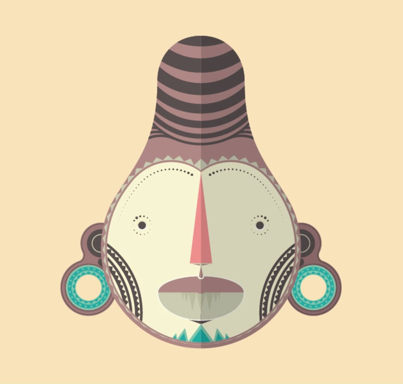 Máscaras africanas 7