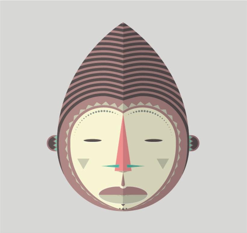 Máscaras africanas 6