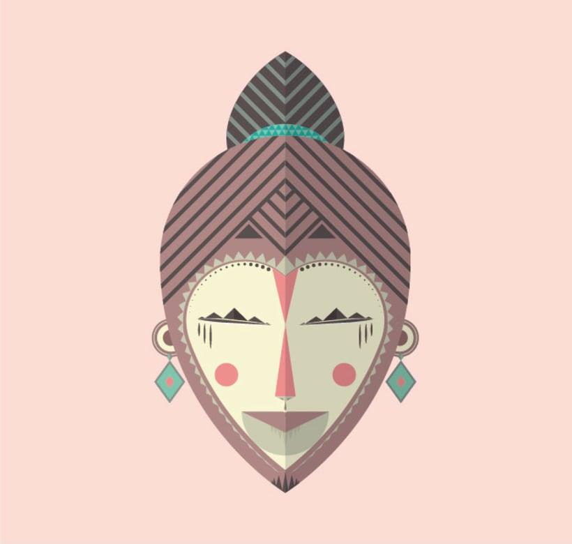 Máscaras africanas 3