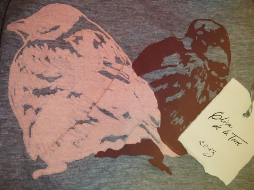 Wander Birds: t-shirt 2