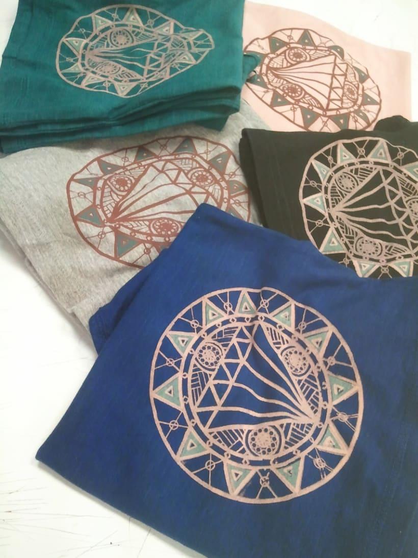 Diamond: t-shirt design 2